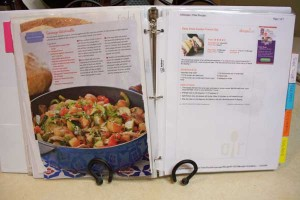 Custom cookbook