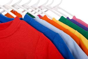 I hate folding clothes