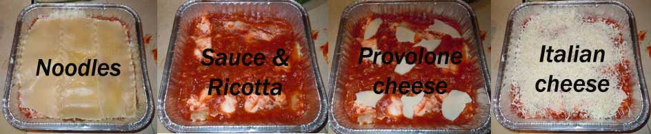 lasagne layers