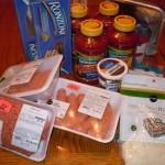 spaghetti sauce supplies