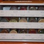 Organize your spices with the Spice Stack