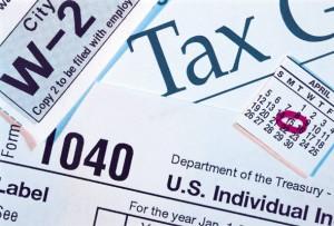 organizing taxes