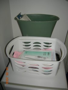 To Be Filed Basket